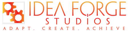 Idea Forge Studios Logo Website Designers