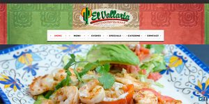 el vallarita informational WordPress site