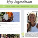 key informational WordPress site