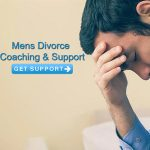 mens divorce informational WordPress site