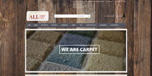 All Flooring Solutions E-Commerce Site