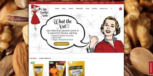 My Buddy's Nuts E-commerce Magento Site