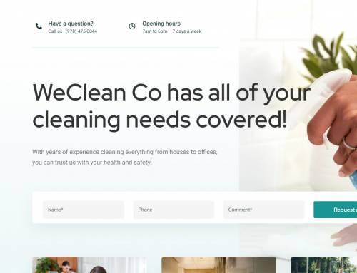 WeClean Co