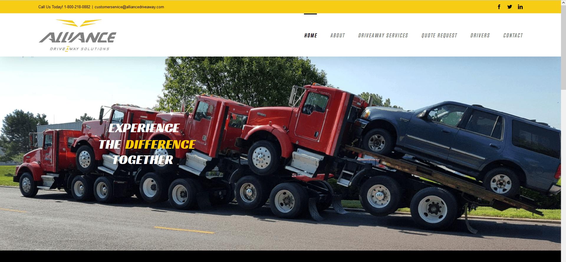 idea Forge Studios website